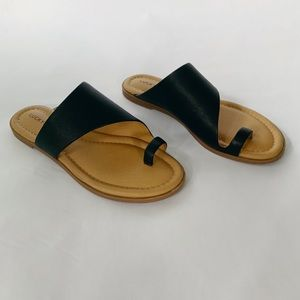 NEW Lucky Brand Leather Sandals